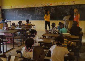 sostegno scolastico in Africa Abarekà onlus volontariato2 1
